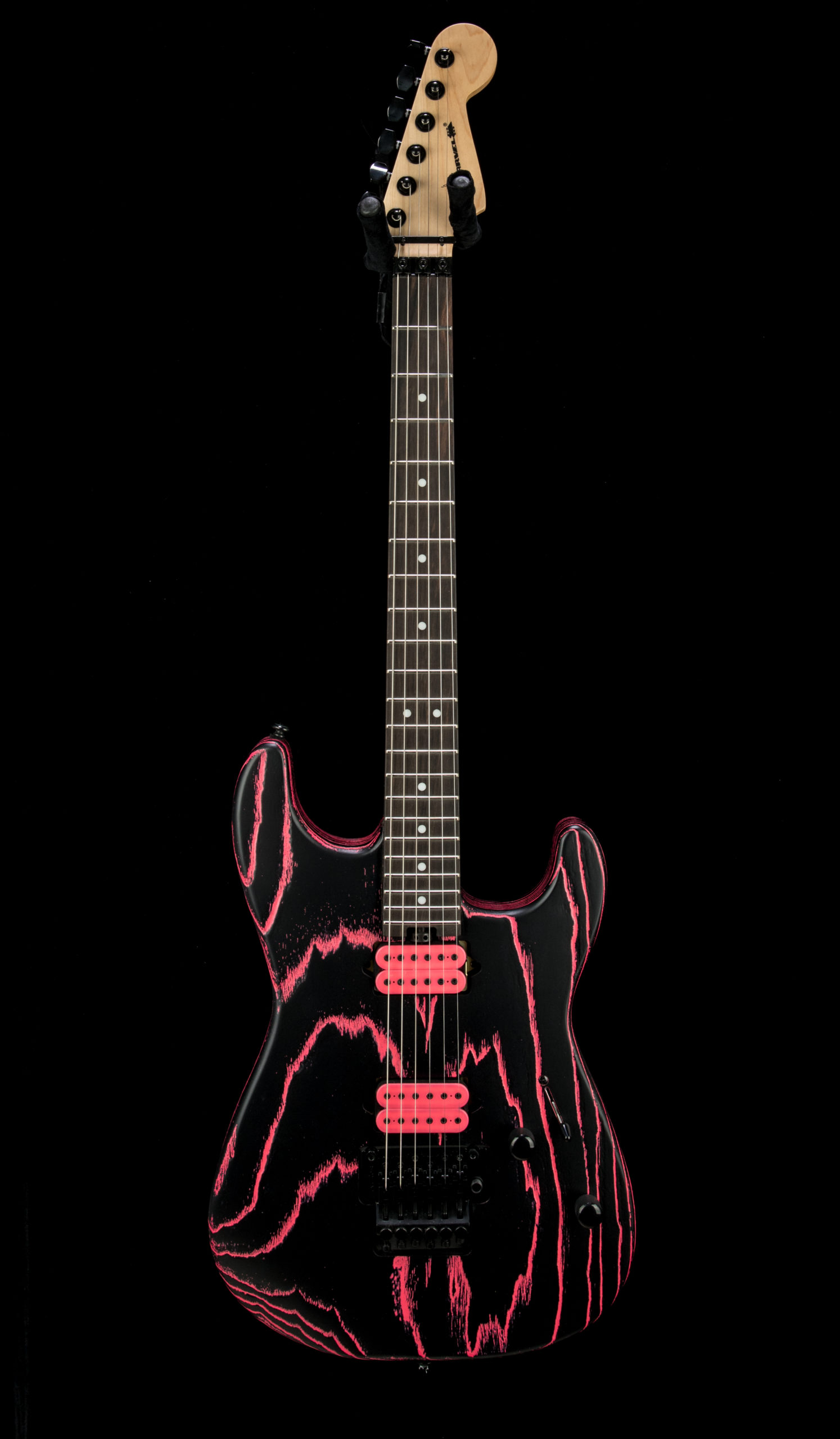 Charvel PM SD1 HH FR #KWC2110121 Front