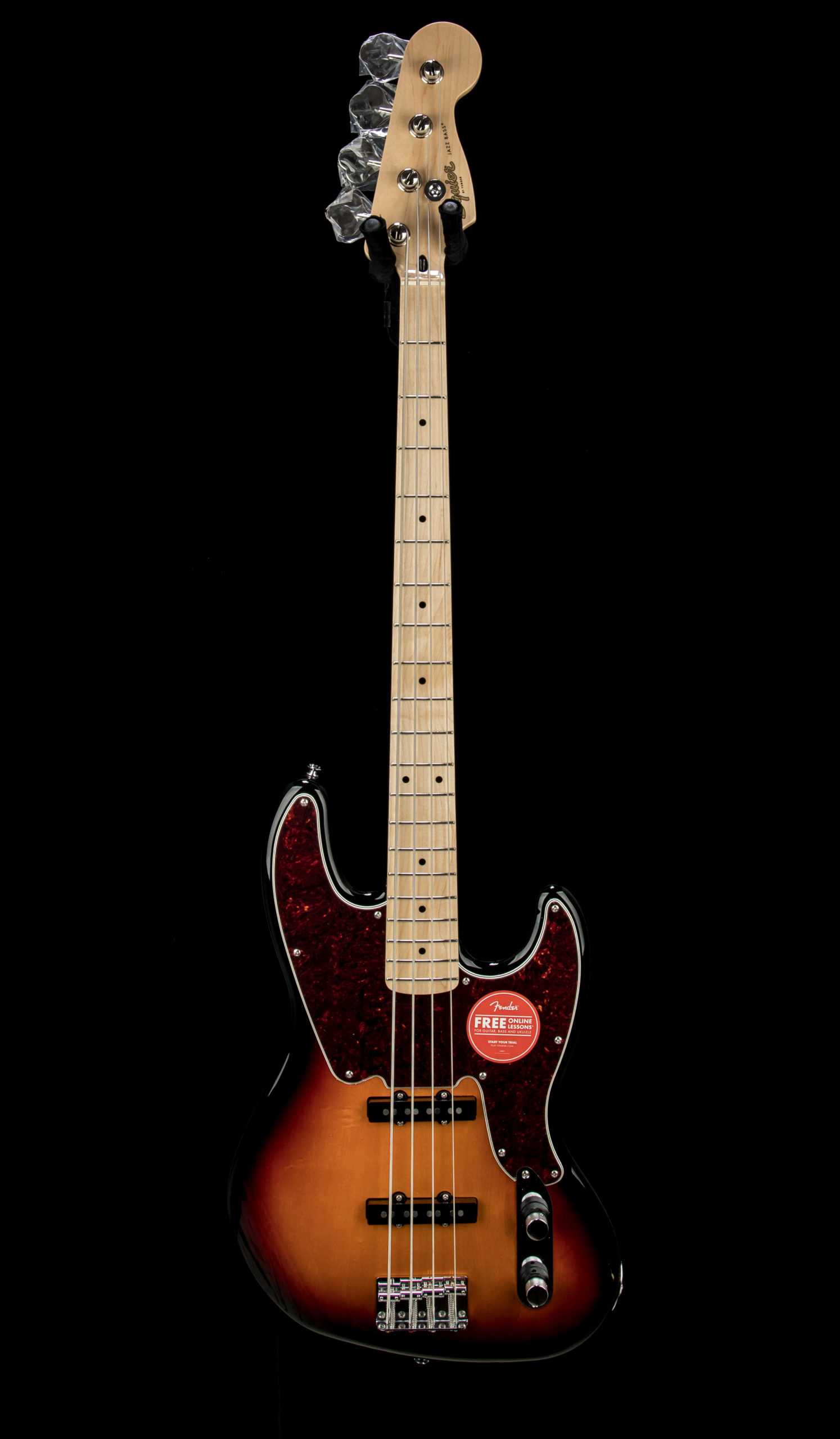 Squier Paranormal 54 Jazz Bass #CYKC21004040 Front