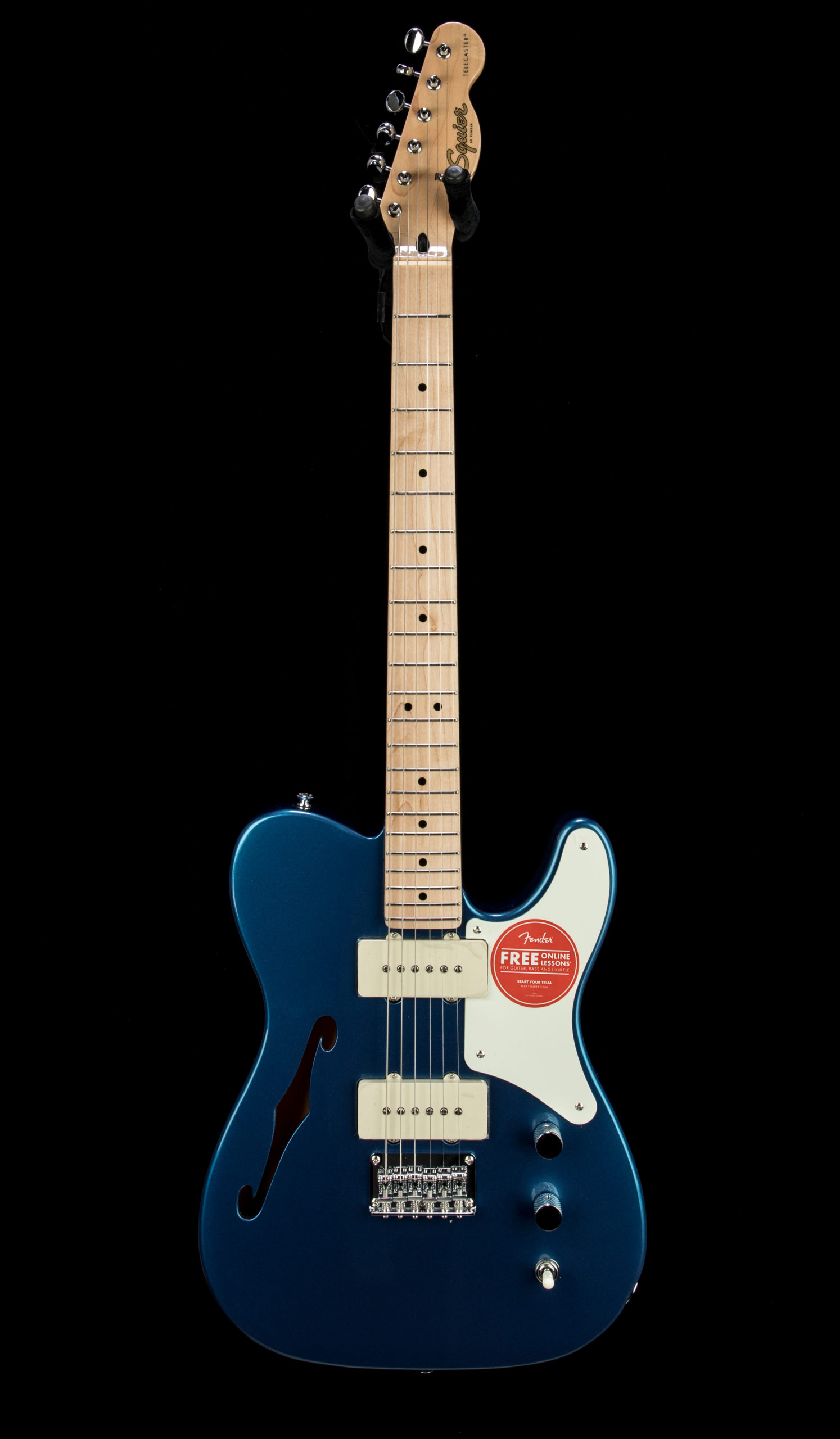 Squier Paranormal Cab Tele Thinlie #CYKC21002438 Front