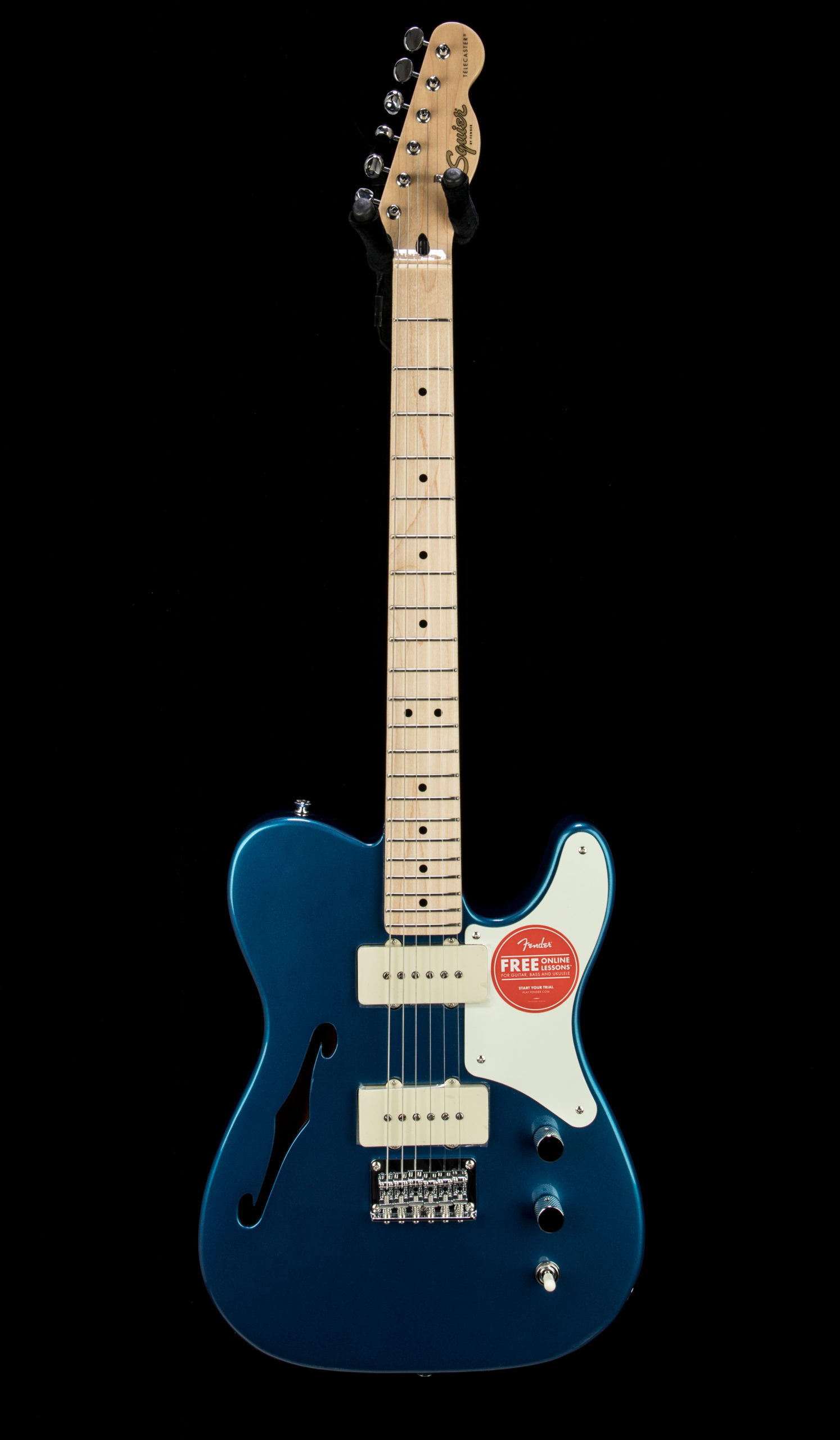 Squier Paranormal Cab Tele Thinline #CYKC21002427 Front