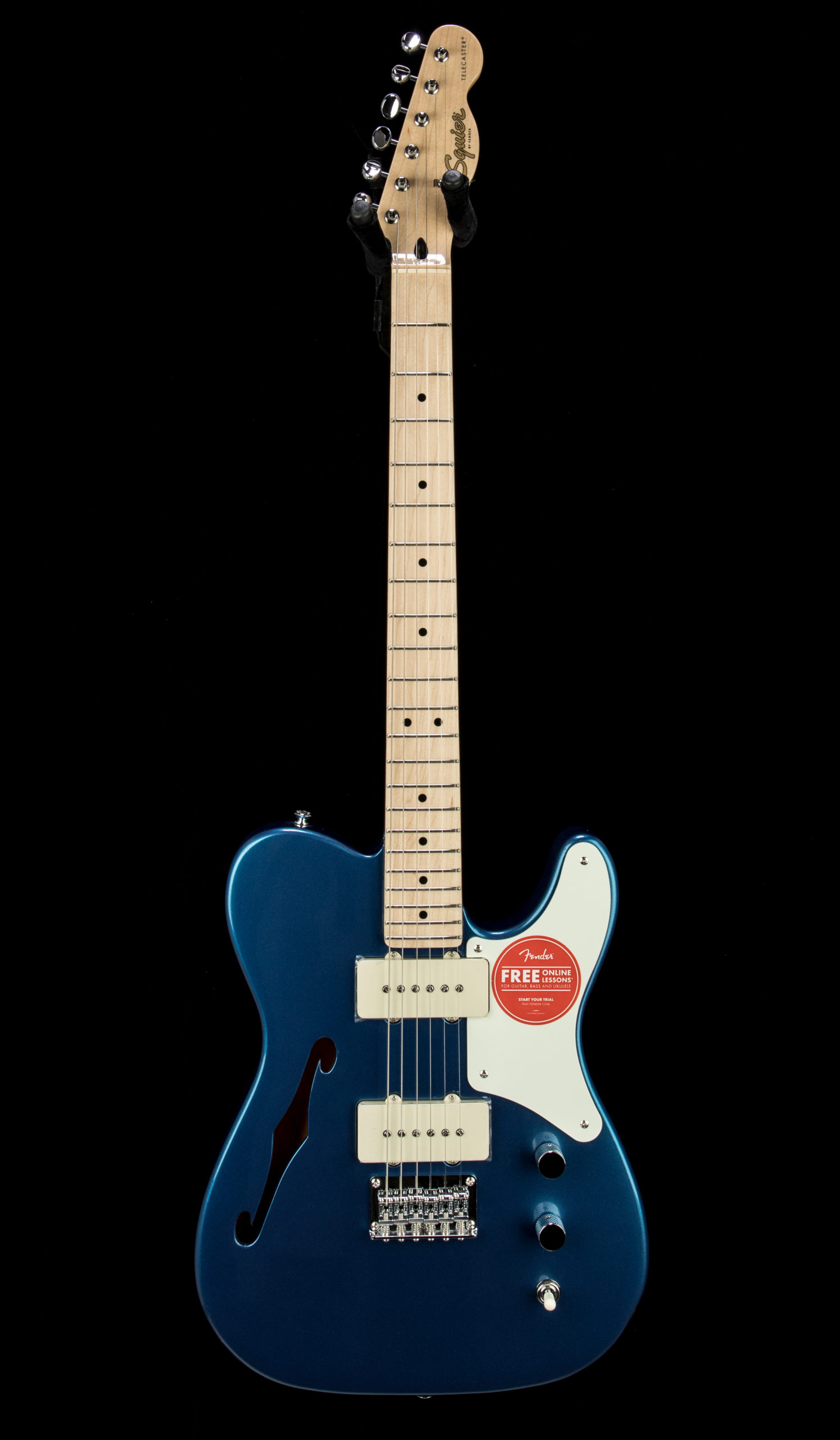 Squier Paranormal Cab Tele Thinline #CYKC21002473 Front