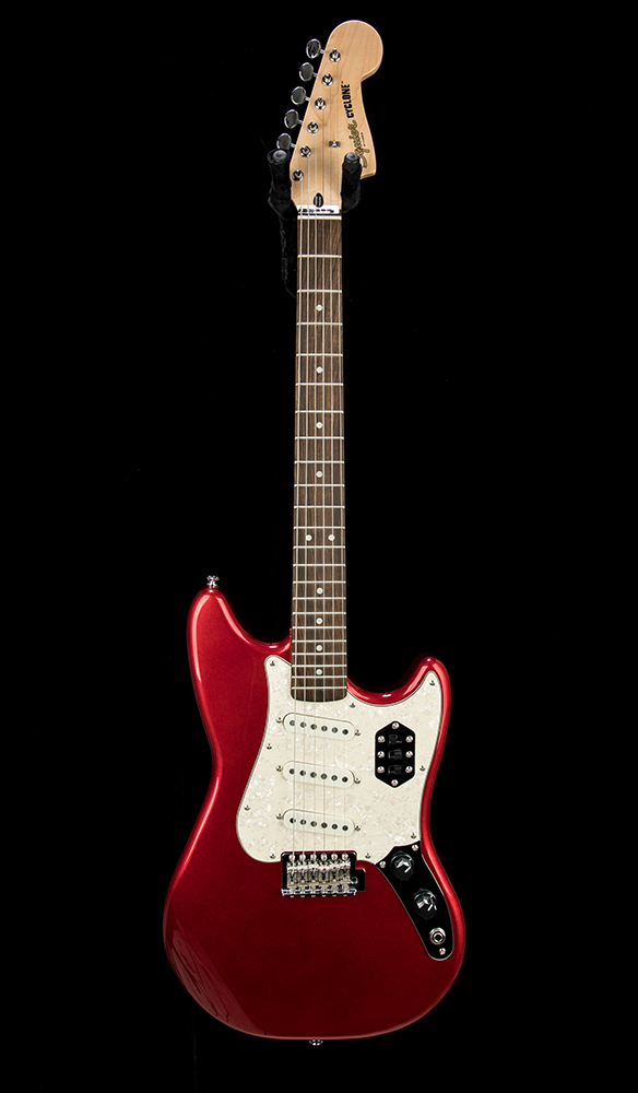 Squier Paranormal Cyclone #CYKD21008425 Front