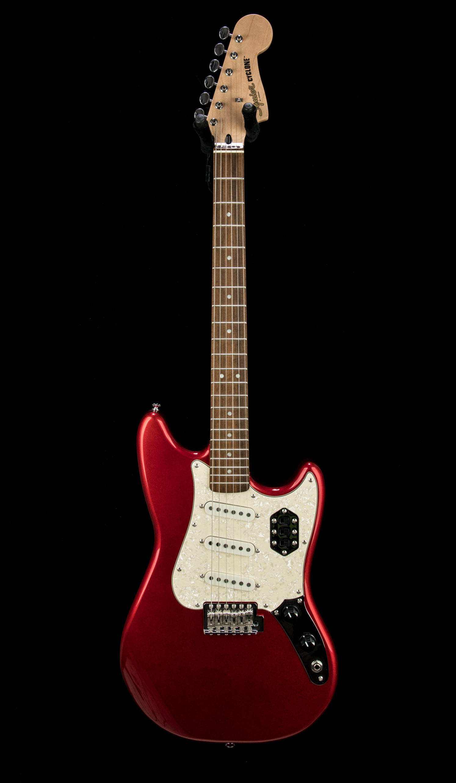 Squier Paranormal Cyclone #CYKD21007900 Front