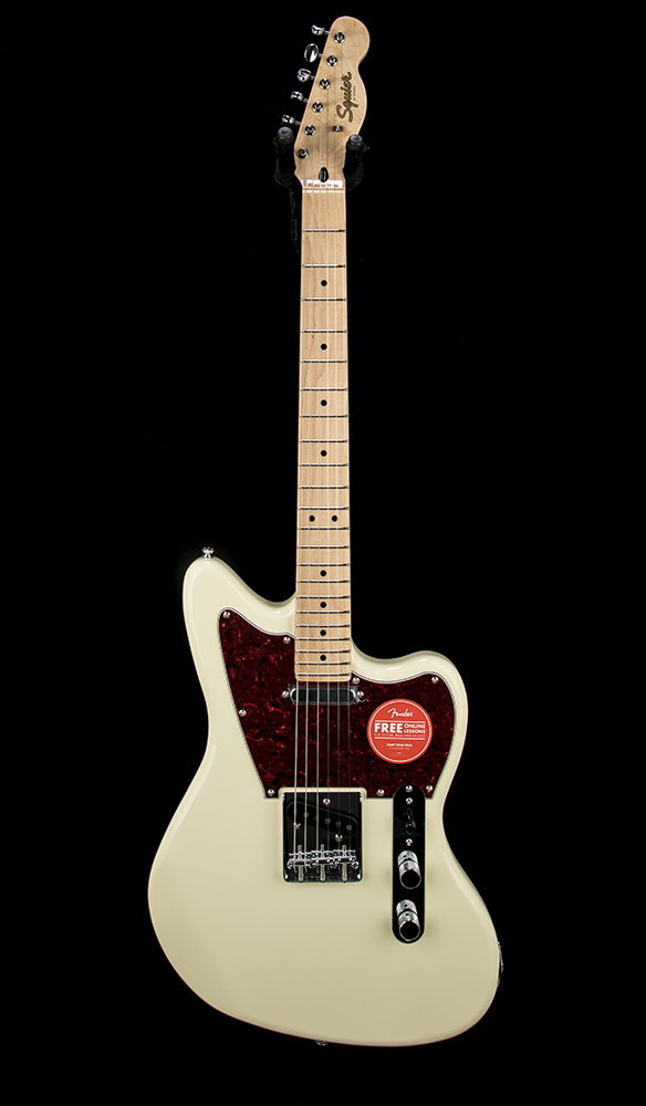 Squier Paranormal Offset Tele #CYKC21004828 Front