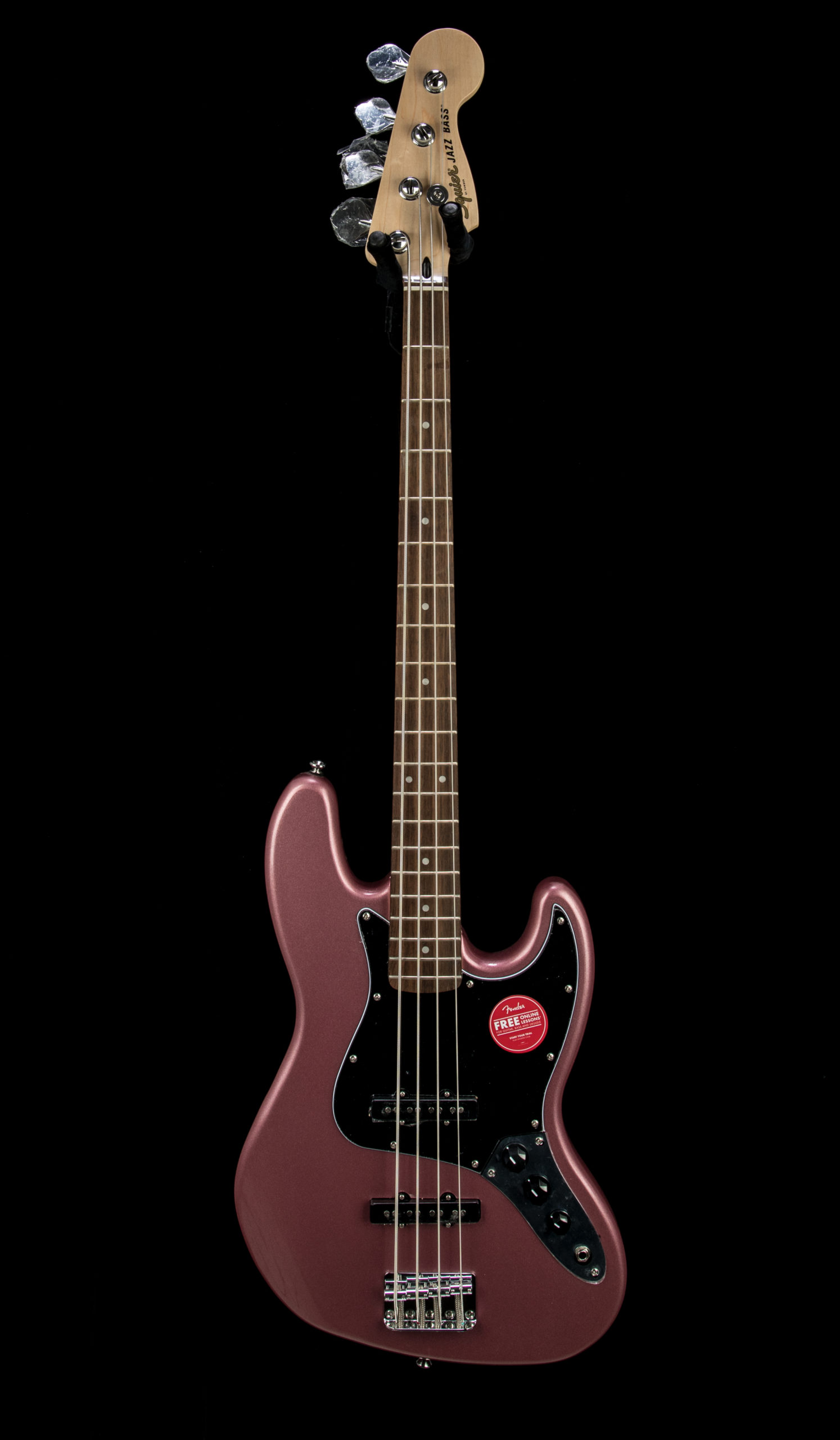 Squier Affinity Jazz Bass BGM Front