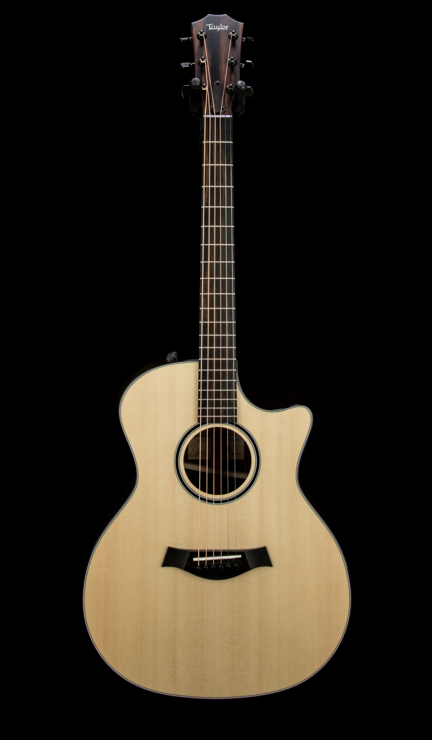 Taylor Empire Custom 414ce R #1207261116 Front