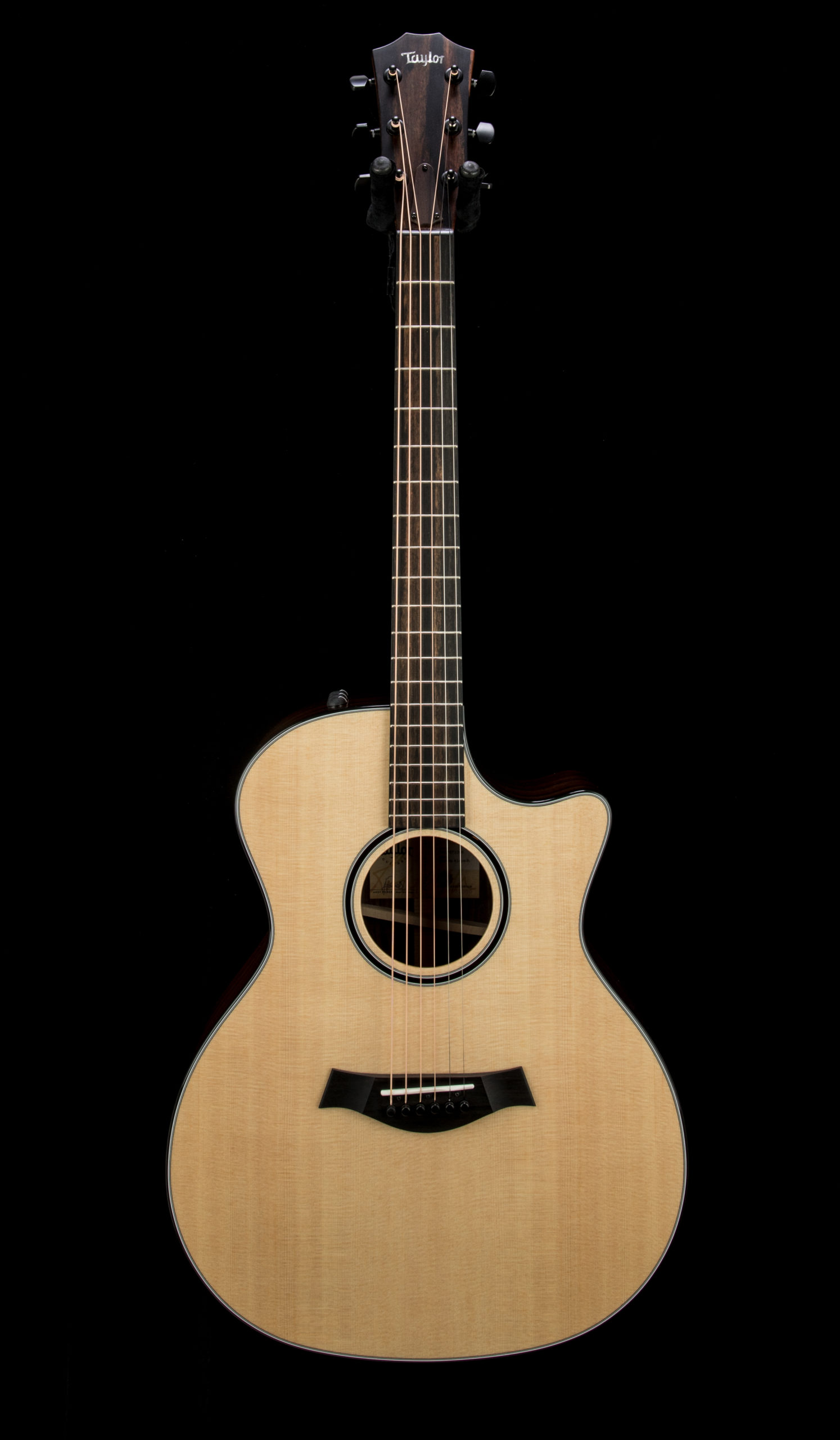 Taylor Empire Custom 414ce R #1207271086 Front