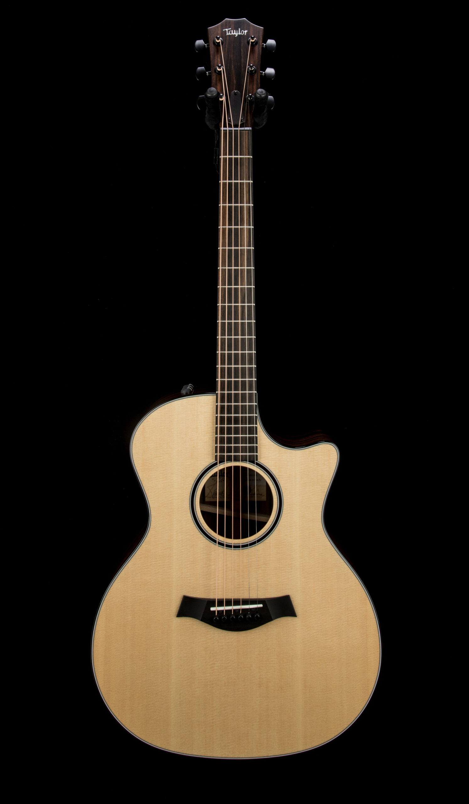 Taylor Empire Custom 414ce R #1207281021 Front