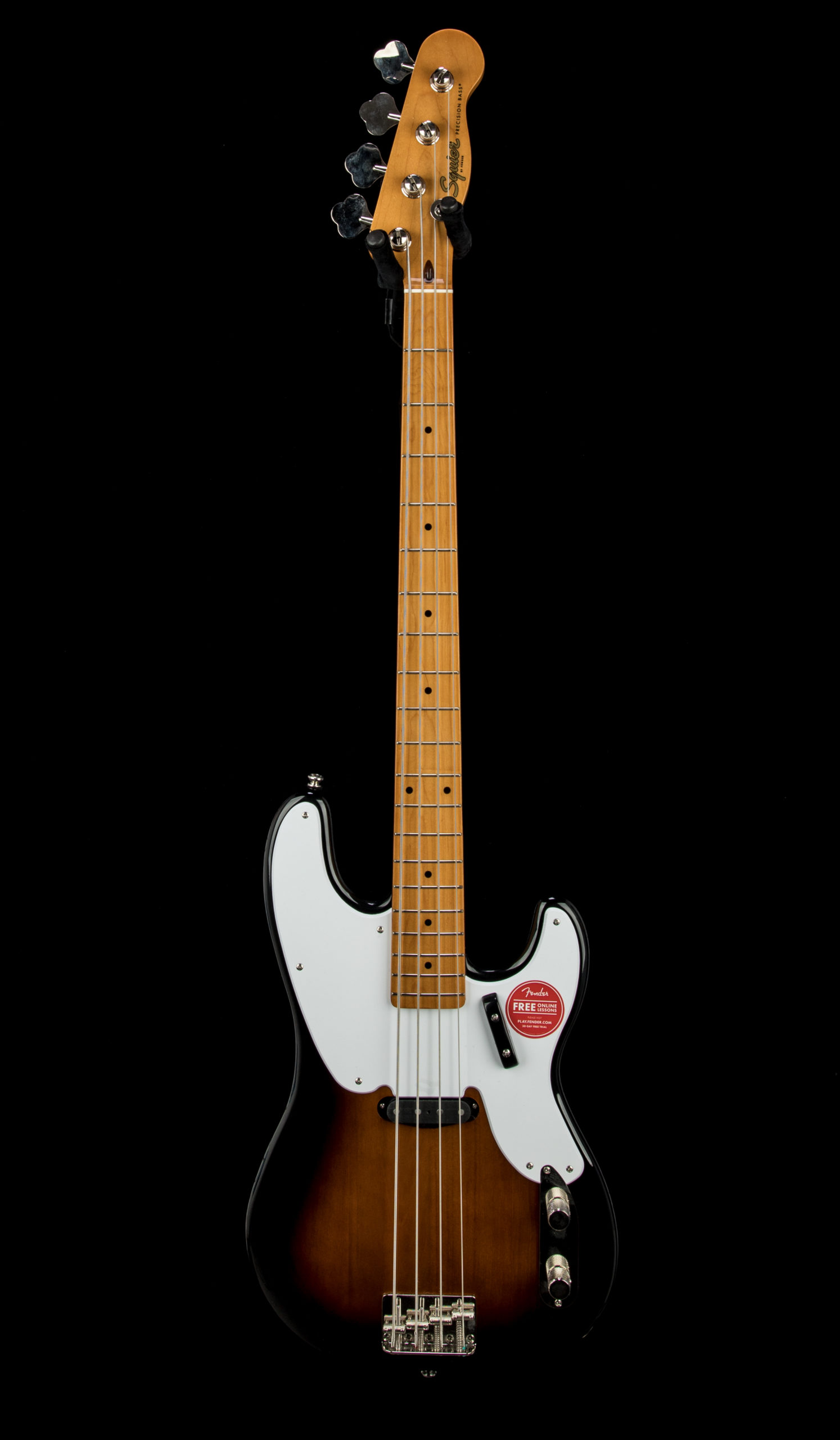 Squier CV 50s P Bass #ISSD21007310 Front