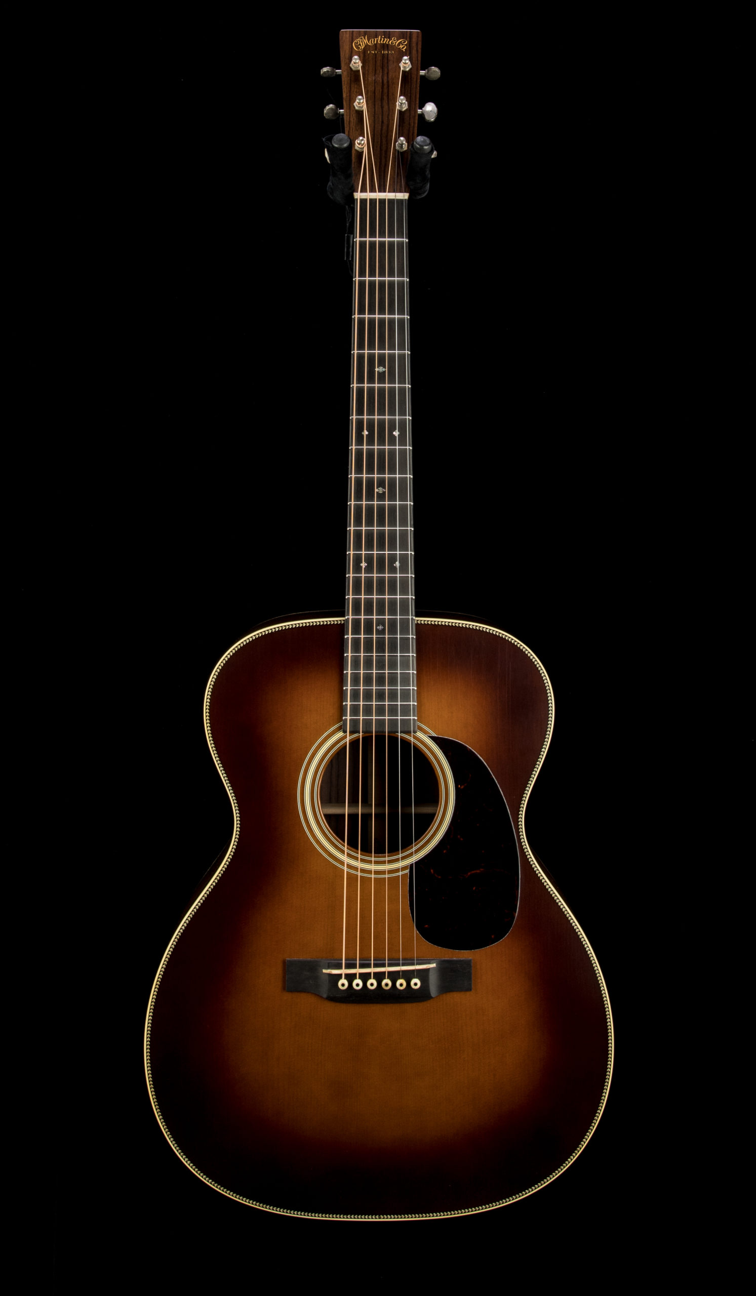 05 Martin Custom 00028 Stage 1 Amber #2458082 Front