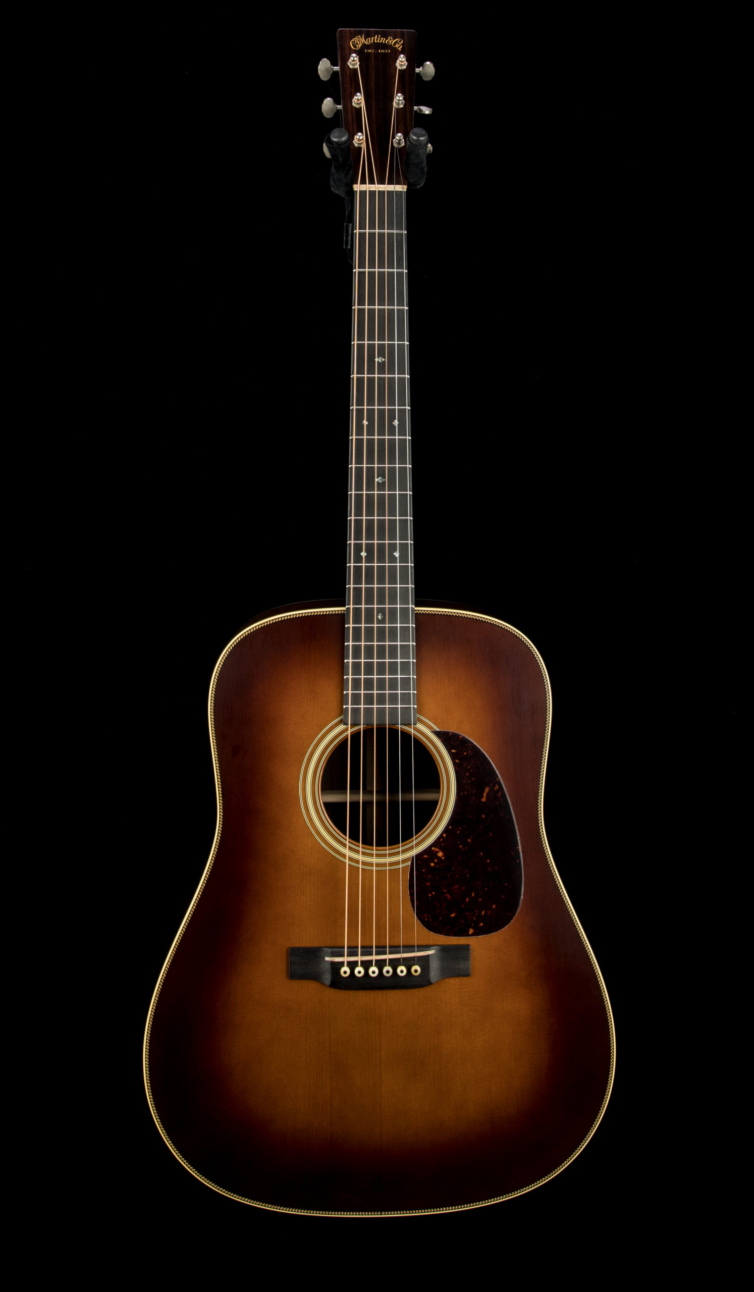 Martin Custom D28 Authentic Aged SB #2482825 Front