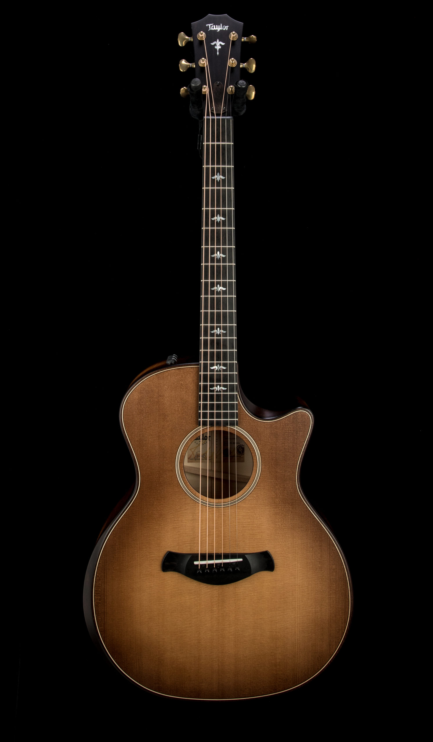 04 Taylor 614ce Builders Edition #1208311066 Front
