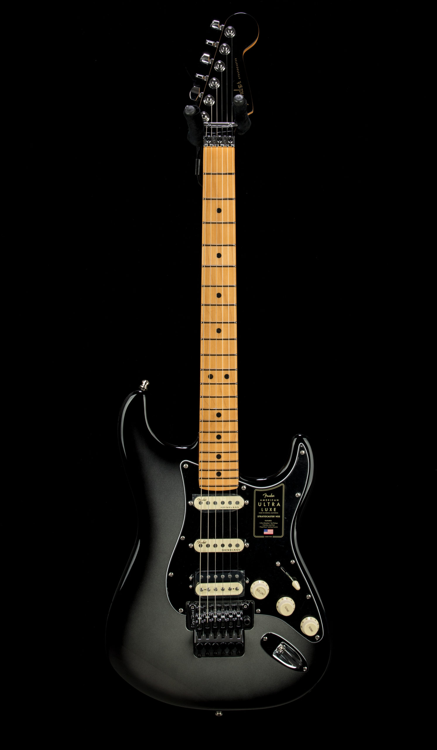 08 Fender Ultra Luxe HSS #US210058298 Front