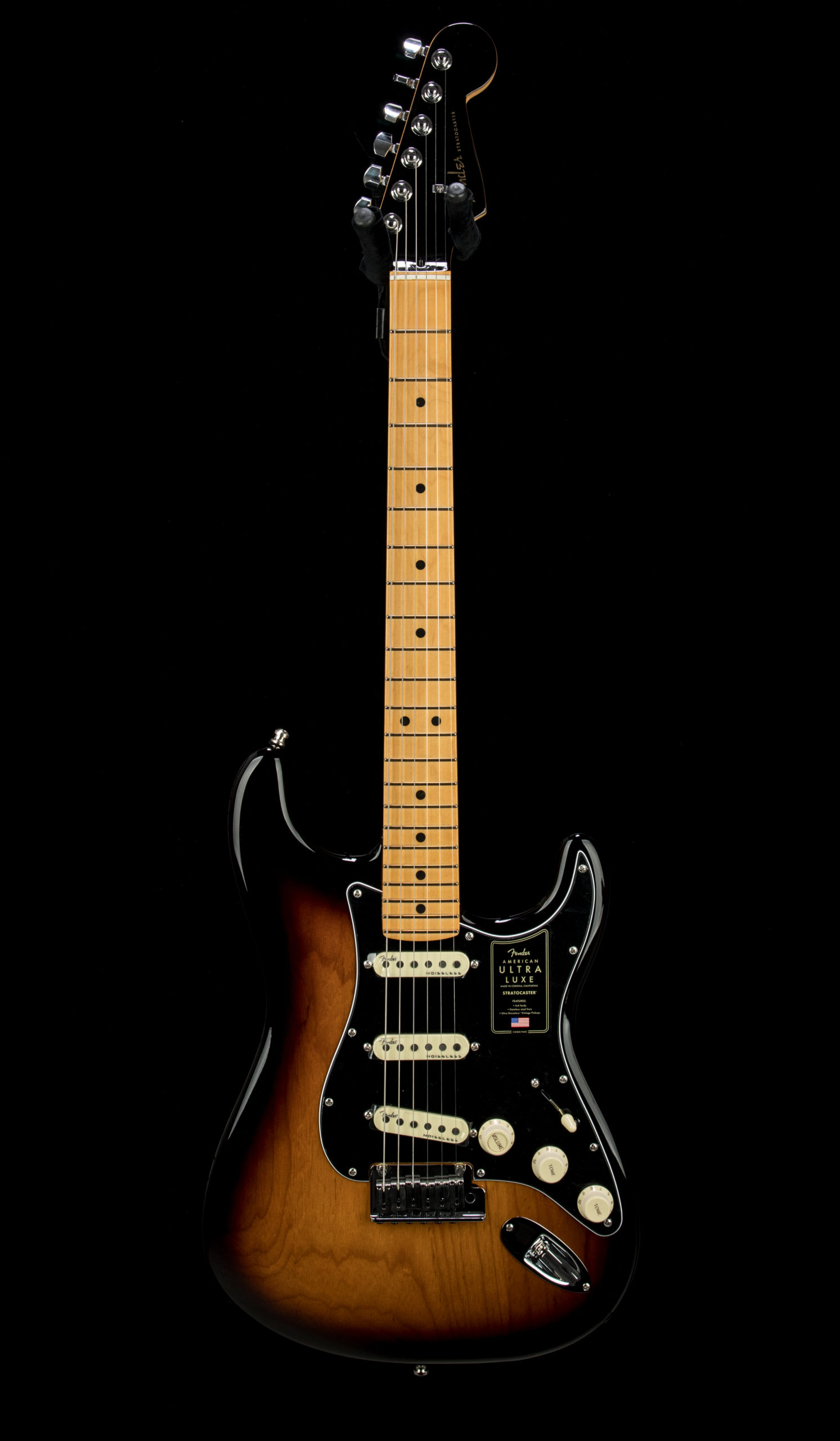 04 Fender Ultra Luxe Strat #US210073360 Front