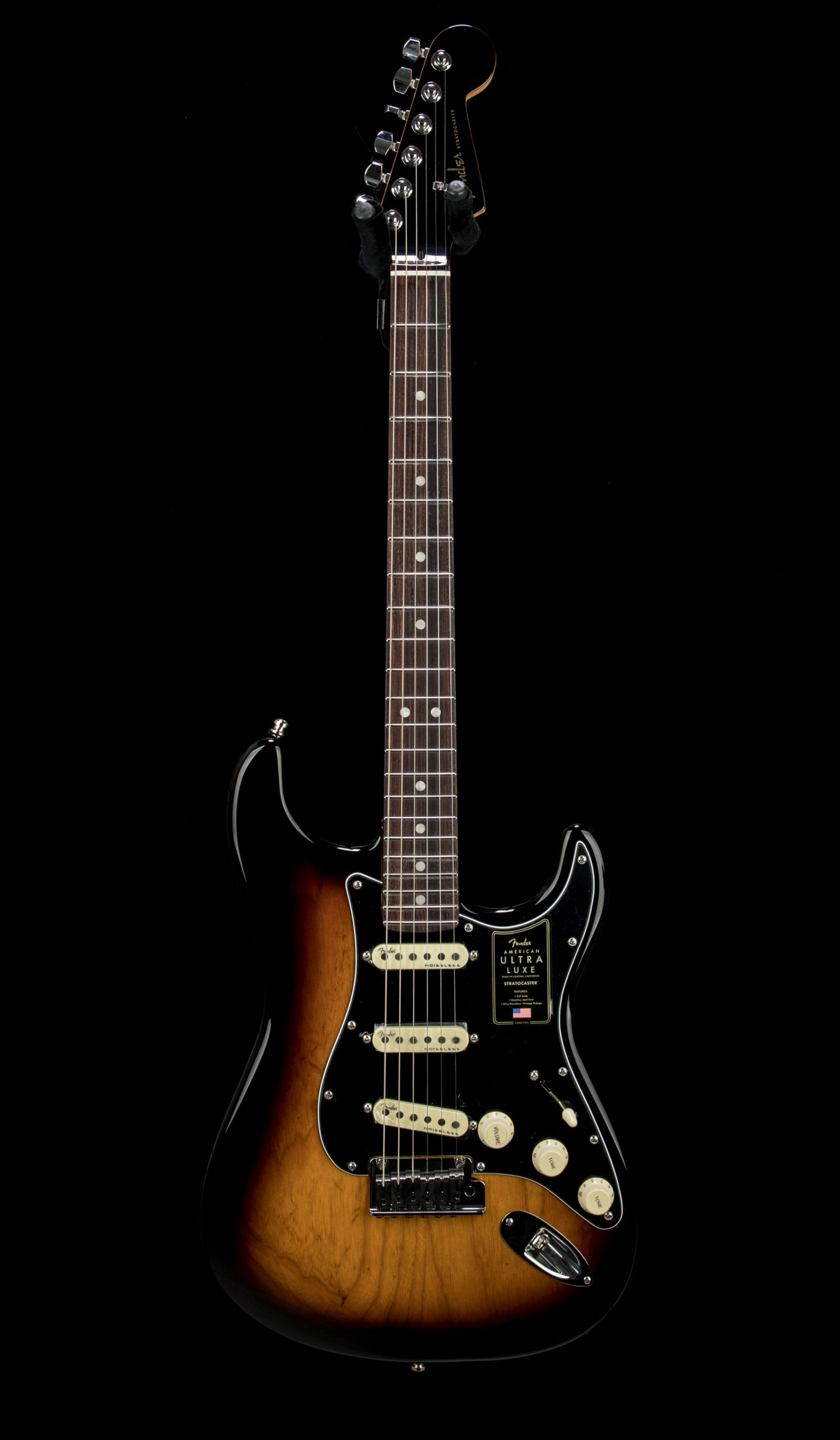 10 Fender Ultra Luxe Strat #US210056909 Front