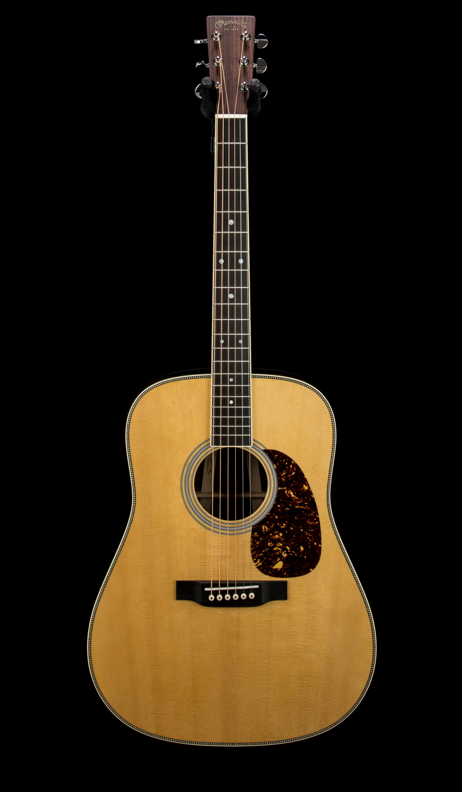 02 Martin HD35 #2529083 Front